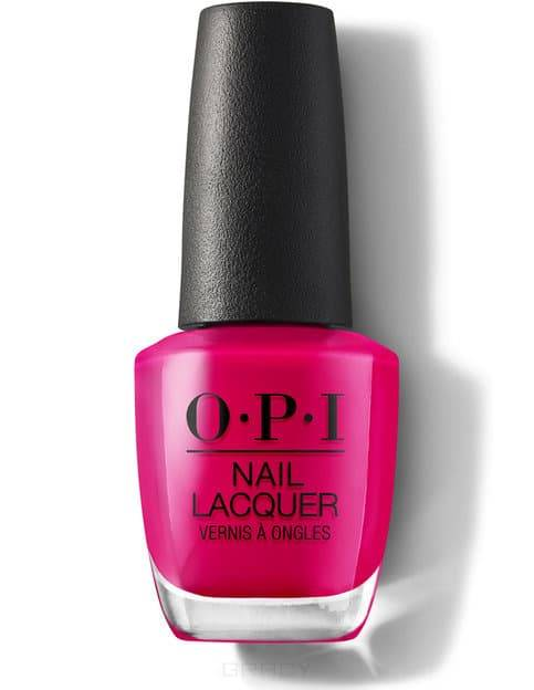 OPI, Лак для ногтей Nail Lacquer Nutcracker 2018, 15 мл (15 цветов) Toying with Trouble nyx professional makeup лак для ногтей nail lacquer red pumps 35