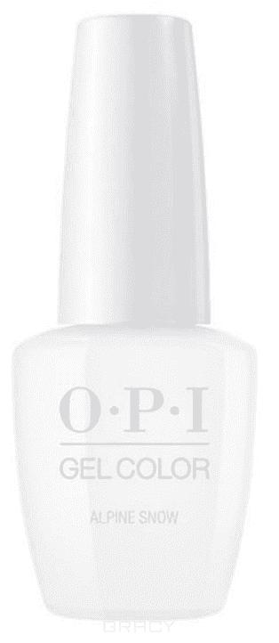 OPI, Гель-лак GelColor, 15 мл (95 цветов) Alpine Snow ezflow гелевый лак огненный закат ezflow trugel blazin sunset 19300 95 14 мл