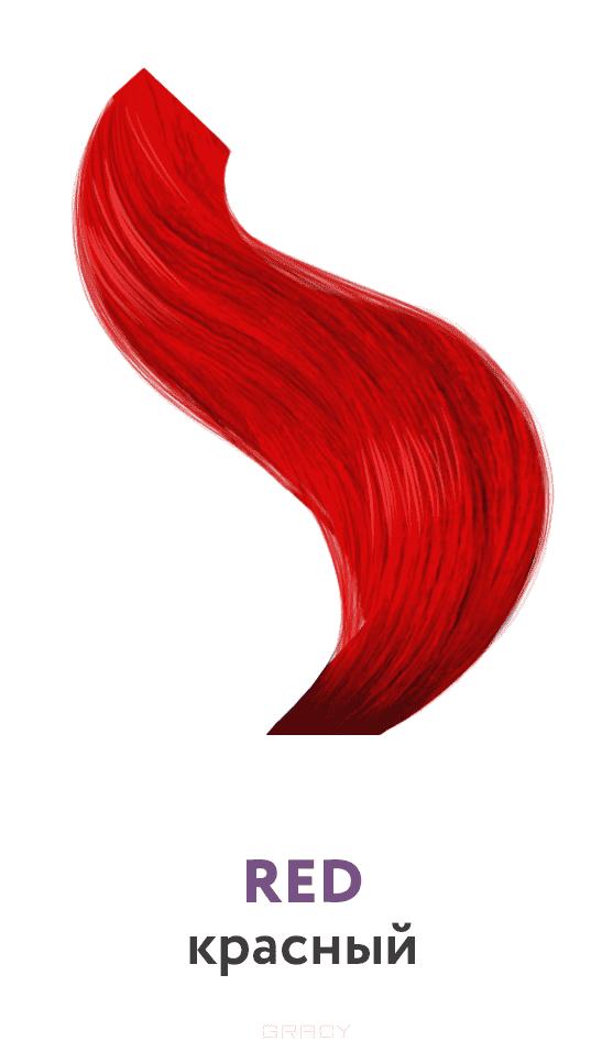 OLLIN Professional, Matisse Color пигмент прямого действия (10 тонов), 100 мл Красный