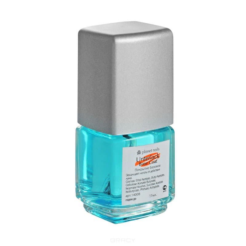 Planet Nails, Покрытие базовое под лак Unterlack, 11 млУход за натуральными ногтями<br><br>