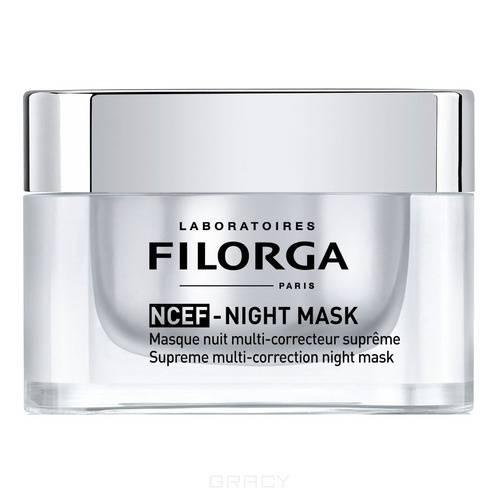Купить Filorga, Маска ночная мультикорректирующая NCEF-Night Mask, 50 мл