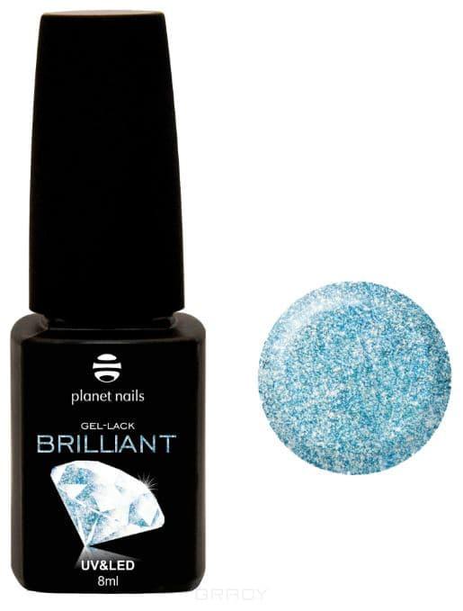 Купить Planet Nails, Гель-лак Brilliant Планет Нейлс, 8 мл (18 оттенков) 712