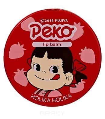 Купить Holika Holika, Peko Jjang Melti Jelly Lip Balm Бальзам для губ, 9, 8 г (2 тона) Холика Холика, 8 г, 02 Апельсин