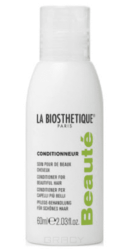 La Biosthetique, Кондиционер фруктовый для волос всех типов волос Conditionneur Beaute, 250 мл elgon sublimia кондиционер интенсивный для всех типов волос 10 в 1 250 мл