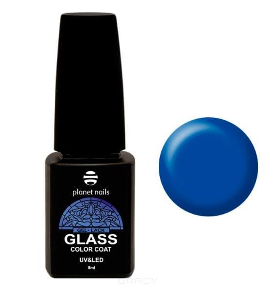 Planet Nails, Гель-лак GLASS (6 оттенков), 8 мл Гель-лак GLASS - 741 irisk гель лак odri macarons 87