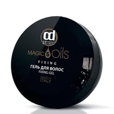Constant Delight, Гель для волос сильной фиксации 5 Magic Oils, 100 мл constant delight маска 5 magic oils 500 мл