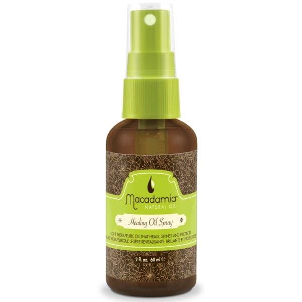 Macadamia Natural Oil, Уход восстанавливающий с маслом арганы и макадамии спрей Healing Oil Treatment, 60 млУход и лечение<br><br>