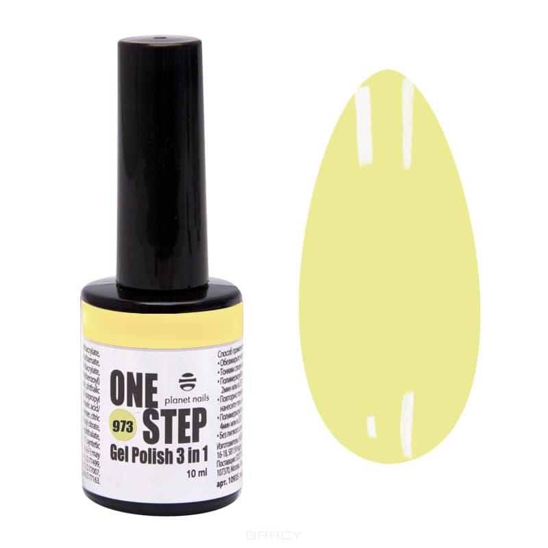Planet Nails, Гель-лак One Step, 10 мл (75 оттенков) Гель-лак One Step, 10 млГель-лаки<br><br>