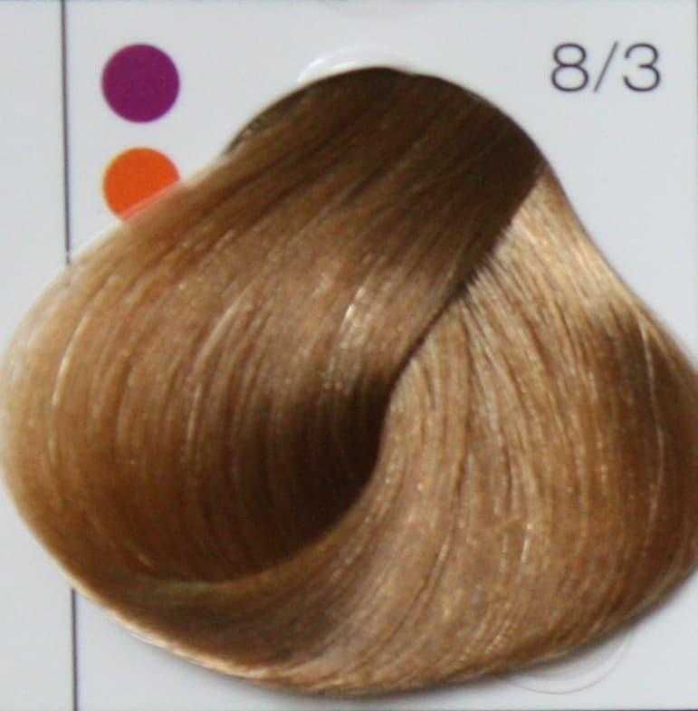 Londa, Интенсивное тонирование Лонда краска тоник для волос (палитра 48 цветов), 60 мл LONDACOLOR интенсивное тонирование 8/3 светлый блонд золотистый, 60 мл