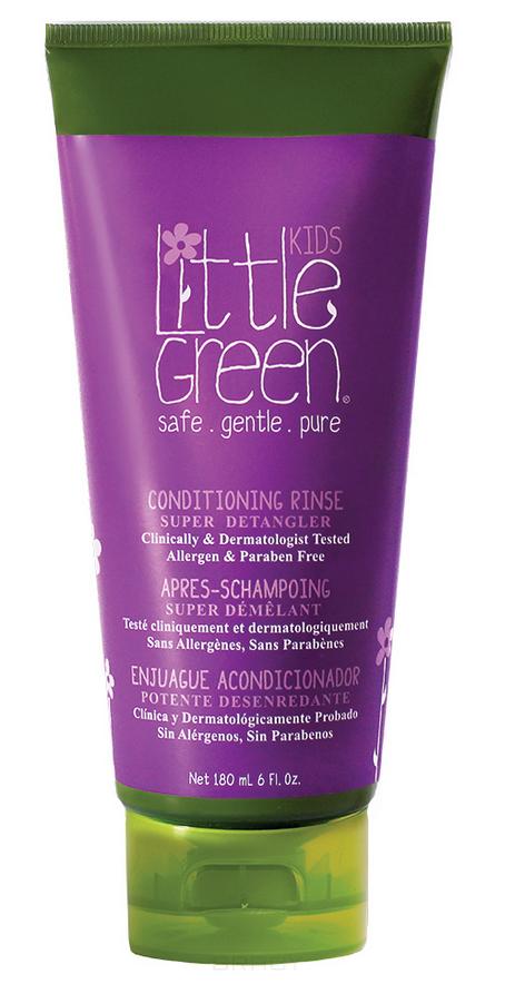 Купить Little Green, Кондиционер для облегчения расчесывания и распутывания волос Conditioning Rinse, 180 мл