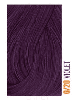 Lakme, Крем-краска для волос тонирующая Gloss, 60 мл (54 оттенка) 0/20 Фиолетовый микстон цена