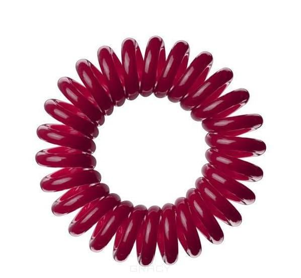 Invisibobble, Резинка для волос ORIGINAL Marilyn Monred утонченный красный, (3 шт.) резинкабраслет для волос marilyn monred утонченный красный invisibobble original