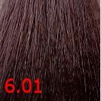 Купить Kaaral, Крем-краска для волос Baco Permament Haircolor, 100 мл (106 оттенков) 6.01 натурально-пепельный темный блондин