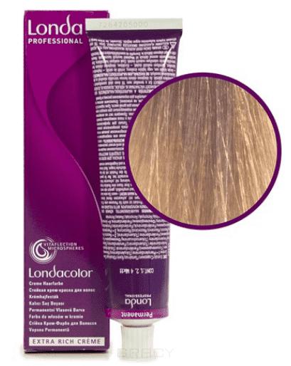 Londa, Краска Лонда Профессионал Колор для волос Londa Professional Color (палитра 133 цвета), 60 мл 10/96 яркий блонд сандрэ фиолетовый косметика для волос лонда отзывы