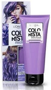 L'Oreal, Бальзам для тонирования Colorista Washout, 80 мл (9 оттенков) 5 пурпурный