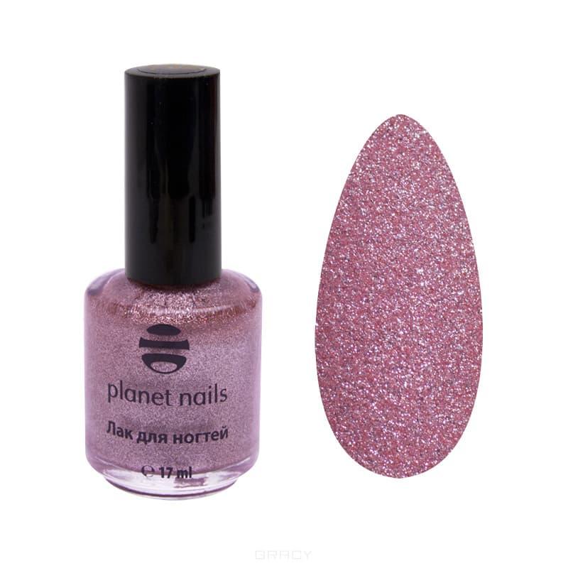 Planet Nails, Песочный лак для ногтей, 17 мл (12 оттенков) Песочный лак для ногтей, 17 мл (12 оттенков)Цветные лаки для ногтей<br><br>
