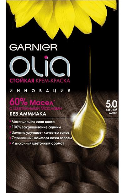 Garnier, Краска для волос Olia, 160 мл (24 оттенка) 5.0 Светлый шатен планшет samsung galaxy tab tab e sm t561 8gb white sm t561nzwaser
