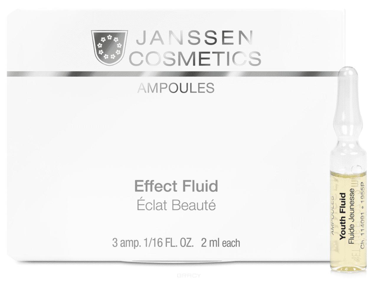 Ревитализирующая сыворотка в ампулах Youth Fluid сыворотка в ампулах для клеточного обновления stem cell fluid