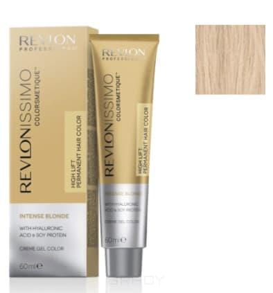 Revlon, Краска супра блондирующая Revlonissimo Colorsmetique Intense Blonde, 60 мл (10 оттенков) 1232 цена