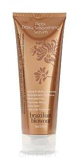 Brazilian Blowout, Асаи сыворотка Daily Smoothing Serum, 240 млУход и лечение<br><br>