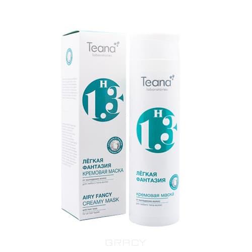 Teana, Кремовая маска от выпадения волос с Ламинарией и Пельвецией