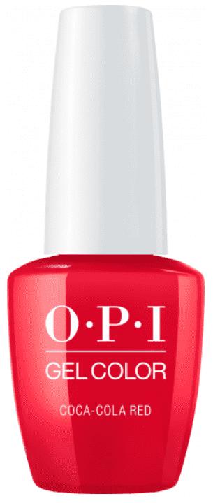 OPI, Гель-лак GelColor, 15 мл (95 цветов) Coca-Cola Red nova гель лак 95