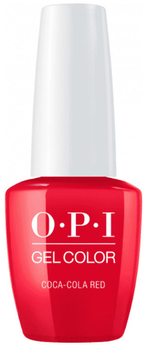 OPI, Гель-лак GelColor, 15 мл (95 цветов) Coca-Cola Red opi лак для ногтей you re so vain illa coca cola 15мл