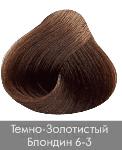 Nirvel, Краска для волос ArtX (95 оттенков), 60 мл 6-3 Золотистый темный блондинNirvel Color - средства для окрашивания и тонирования волос<br>Краска для волос Нирвель   неповторимый оттенок для Ваших волос<br> <br>Бренд Нирвель известен во всем мире целым комплексом средств, созданных для применения в профессиональных салонах красоты и проведения эффективных процедур по уходу за волосами. Краска ...<br>