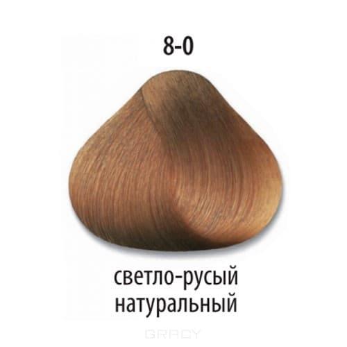 Constant Delight, Краска для волос Констант Делайт Trionfo, 60 мл (74 оттенка) 8-0 Светлый русый натуральный крем краска кастинг палитра цветов