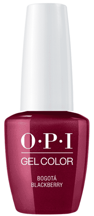 OPI, Гель-лак GelColor, 15 мл (199 цветов) Bogota Blackberry / Classics daniel habif bogota