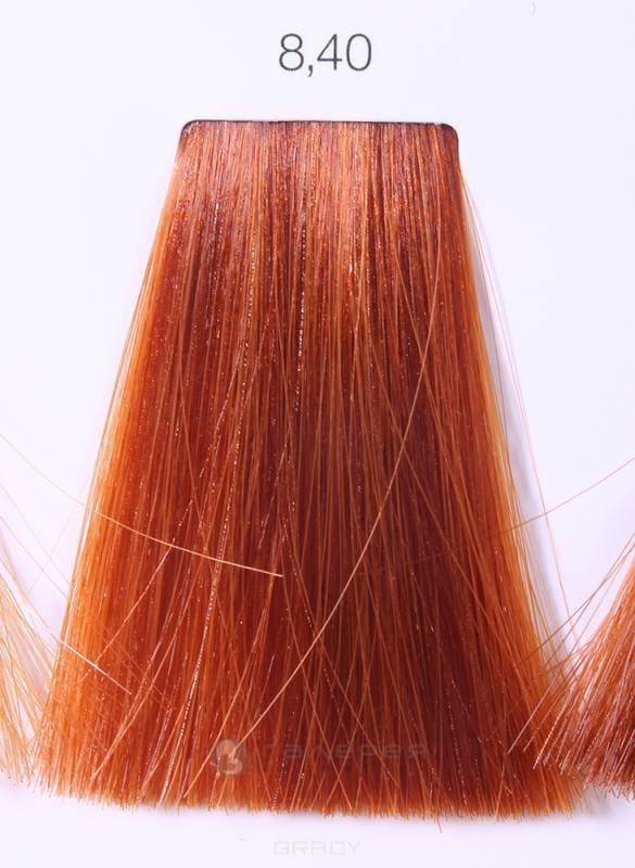 LOreal Professionnel, Краска для волос INOA (Иноа), 60 мл (96 оттенков) 8.40 светлый блондин медныйОкрашивание<br><br>