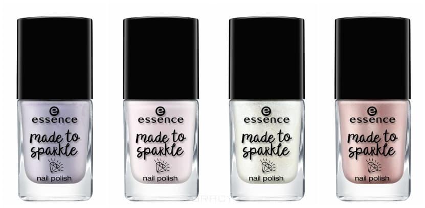 Лак для ногтей Made To Sparkle, 11 мл лак для ногтей orly permanent collection 167 цвет 167 pink lemonade variant hex name fff06c