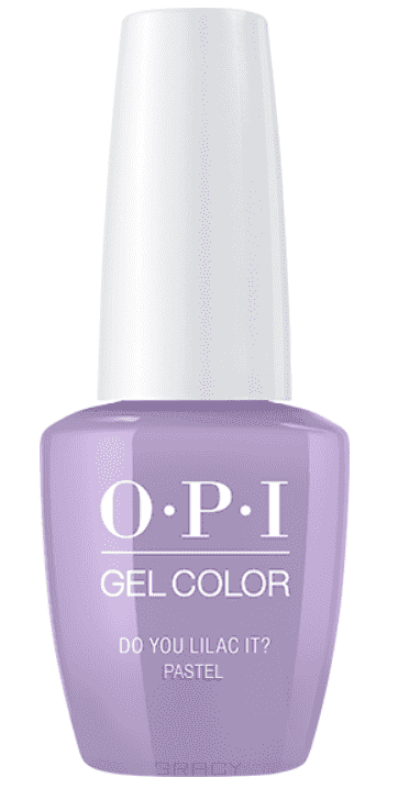 OPI, Гель-лак GelColor, 15 мл (95 цветов) Pastel Do You Lilac It? opi гель лак gelcolor 15 мл 95 цветов do you have this color in stock holm