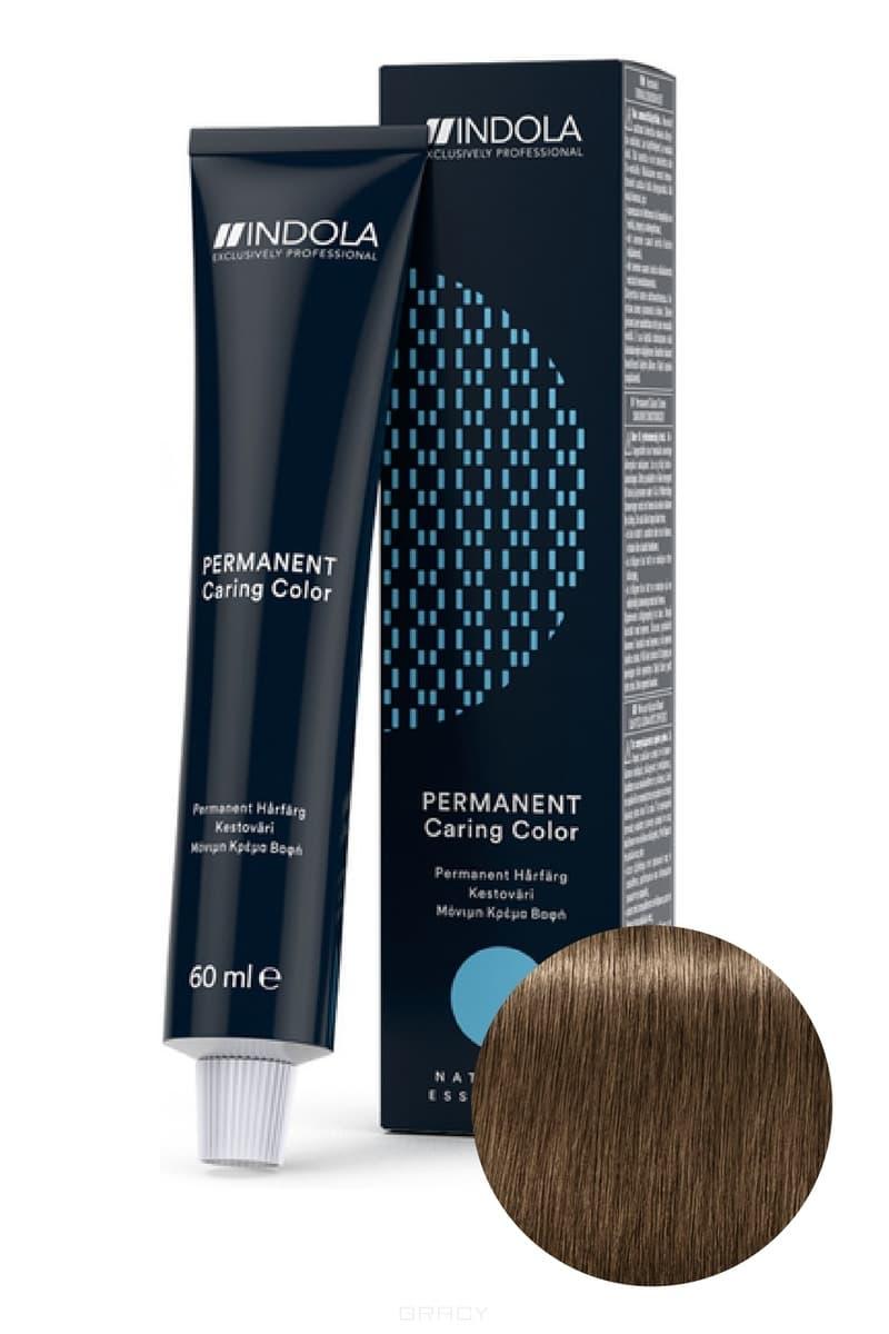 цены Indola, Индола краска для волос профессиональная Profession, 60 мл (палитра 141 цвет) 7.0 средний русый натуральный, 60 мл