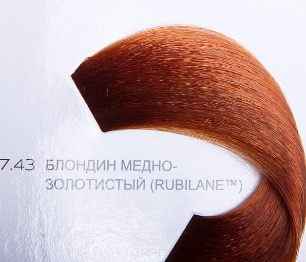 L'Oreal Professionnel, Краска для волос Dia Light, 50 мл (41 оттенок) 7.43 блондин медный золотистый лореаль сильвер