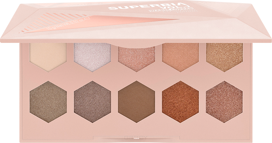 Catrice, Палетка теней для век Superbia Eyeshadow Edition (2 вида), 1 шт, Vol. 1 Warm Copper fear agent vol 6 2nd edition