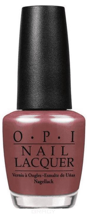 OPI, Лак для ногтей Classic, 15 мл (106 цветов) Chicago Champaigne Toast opi лак для ногтей classic 15 мл 106 цветов two timing the zones