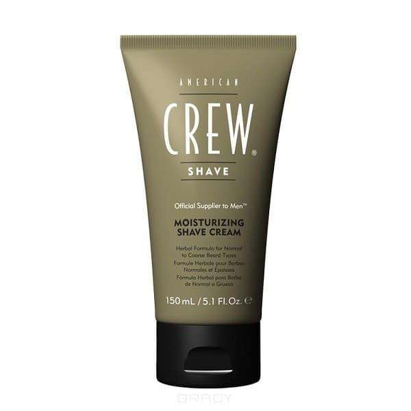 American Crew, Крем для бритья увлажняющий на основе трав с эффектом холода Shave Cream, 150 млShave - линия для бритья<br><br>