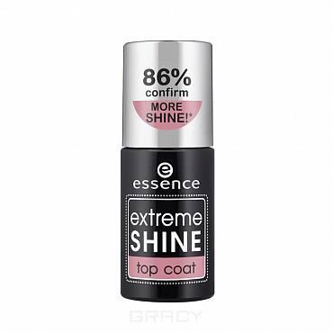 Купить Essence, Верхнее покрытие для ногтей Extreme Shine Top Coat, 8 мл
