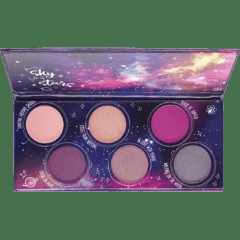 Essence, Палетка теней Dancing on The Milky Way Galactic Eyeshadow Palette  - Купить