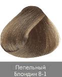 Nirvel, Краска для волос ArtX (95 оттенков), 60 мл 8-1 Пепельный блондинGreenism - эко-серия для ухода<br>Краска для волос Нирвель   неповторимый оттенок для Ваших волос<br> <br>Бренд Нирвель известен во всем мире целым комплексом средств, созданных для применения в профессиональных салонах красоты и проведения эффективных процедур по уходу за волосами. Краска ...<br>