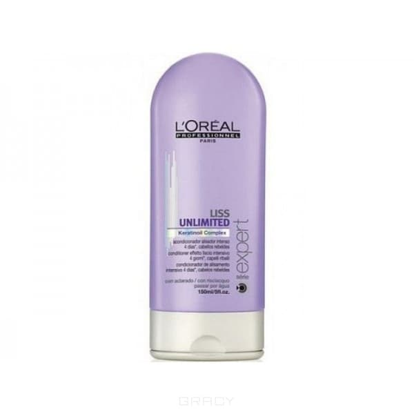 L'Oreal Professionnel, Смываемый уход Serie Expert Liss Unlimited Conditioner, 150 мл l oreal professionnel serie expert absolut lipidium conditioner смываемый уход 150 мл