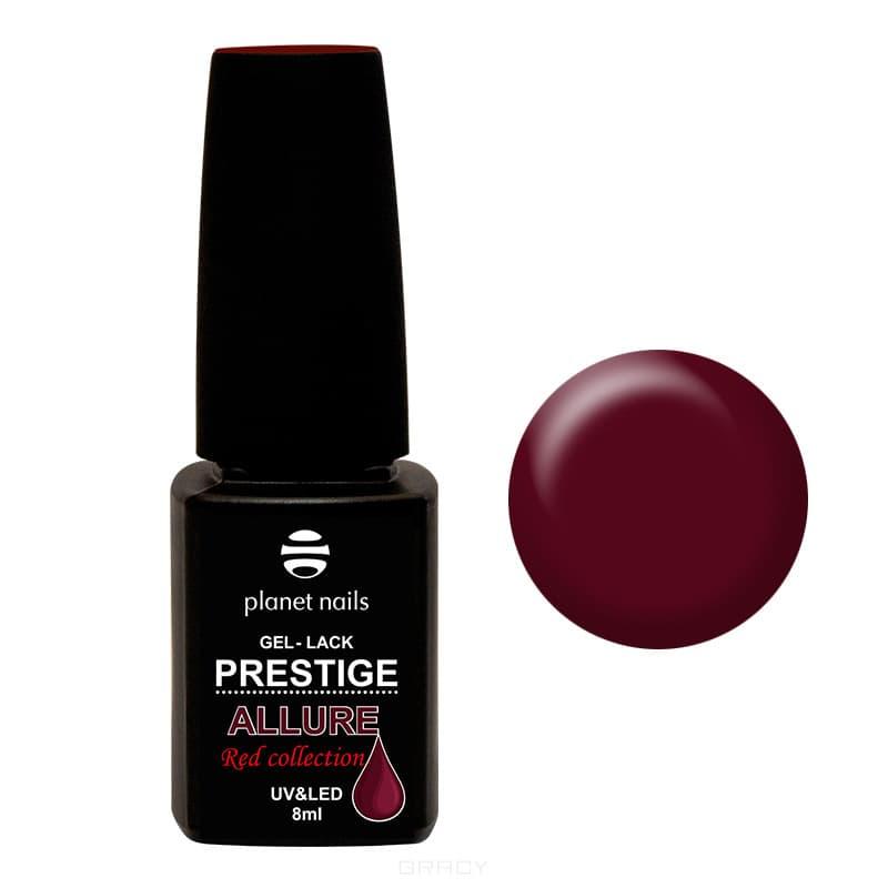 Купить Planet Nails, Гель-лак Prestige Allure Red Collection, 8 мл (12 оттенков) 657