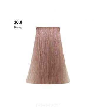 Купить BB One, Перманентная крем-краска Picasso Colour Range без аммиака (76 оттенков) 10.8Blond/Блонд