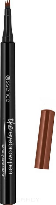 Купить Essence, Карандаш для бровей The Eyebrow Pen (4 тона), 1 шт, Тон 04 dark brown