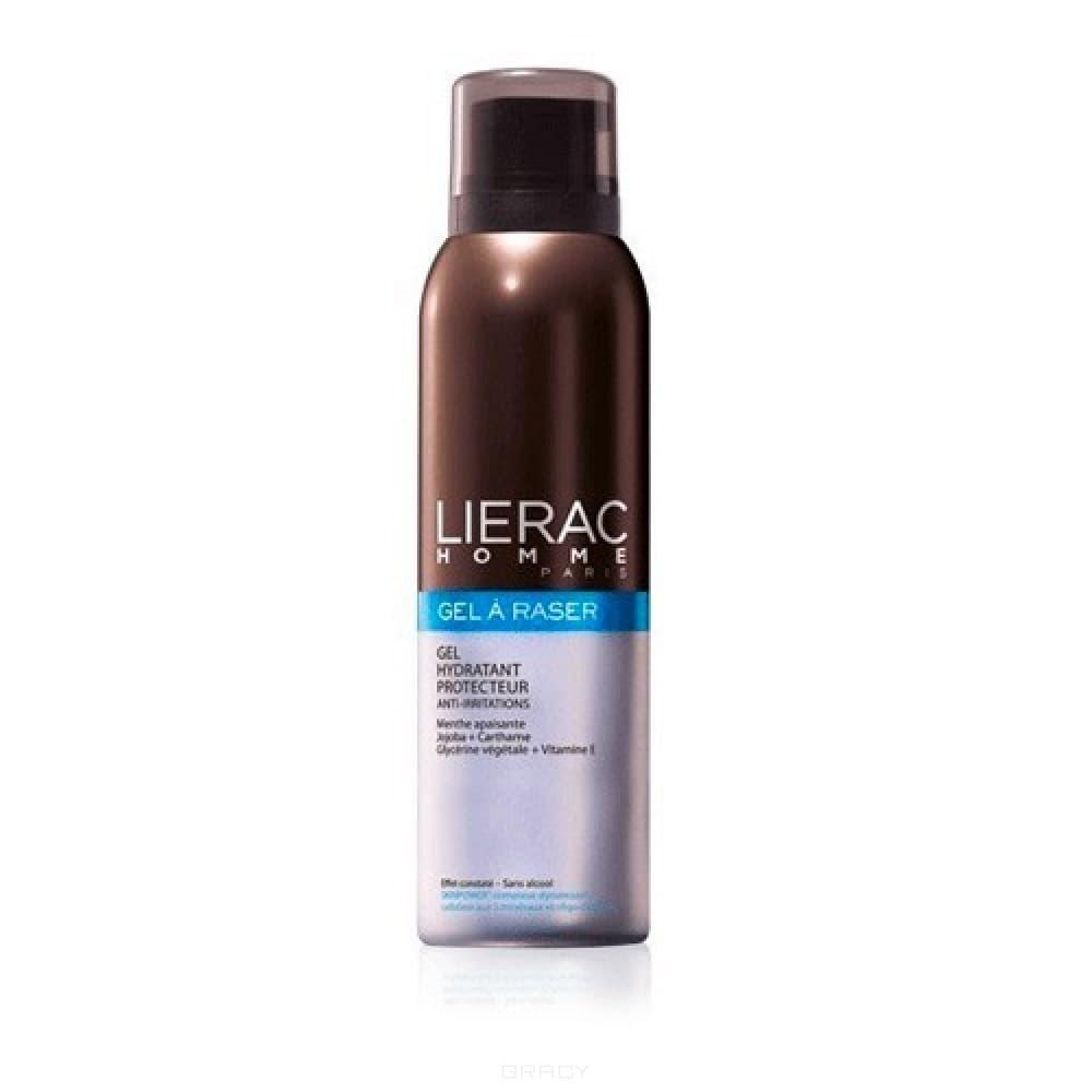 Lierac, Гель для бритья Комфорт увлажняющий, 150 млСредства для бритья<br><br>