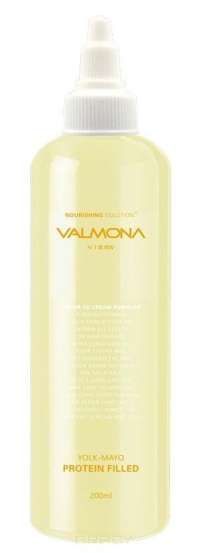 Купить Evas, Питательная маска-филлер для волос ValmonaYolk-Mayo Protein Filled, 200 мл