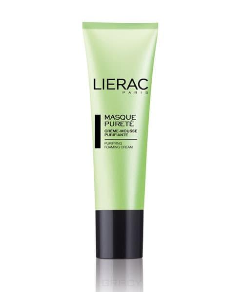 Маска очищающая, 50 млКремообразная маскана основе зеленой глины, чьи косметические и терапевтические ?свойства известныдавно. Очищающая маска мгновенно сужает поры, матирует кожу и придает свежесть.Средство обладает разогревающим эффектом - способствует лучшему очищению пор.&#13;<br>&#13;<br>  &#13;<br>В состав входит:&#13;<br>&#13;<br>&#13;<br>  &#13;<br>?-зеленая глина - благодаря своим абсорбирующим свойствам очищает кожу лица.&#13;<br>    &#13;<br>  -абсорбент каолина- регулируетвыделение кожного жираи уменьшает блеск.&#13;<br>    &#13;<br>  -экстракт лайма - очищает и закрывает поры, освежает.&#13;<br>    &#13;<br>  -экстракт бадьяна - оказывает антибактериальное и противовоспалительное действие.<br>