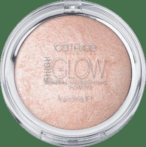 Catrice, Хайлайтер High Glow Mineral Highlighting Powder, 8 гр (2 оттенка), 8 гр, 030 Amber Crystal  - Купить