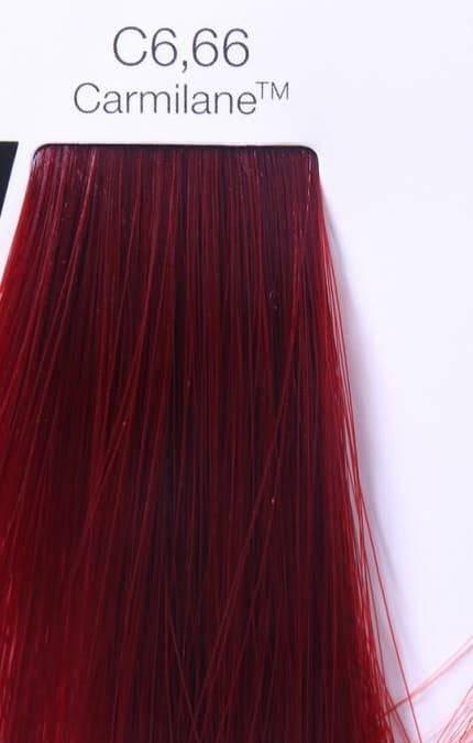 Купить L'Oreal Professionnel, Краска для волос INOA (Иноа) профессиональная, 60 мл (палитра 96 цветов) 6.66 тёмный блондин красный